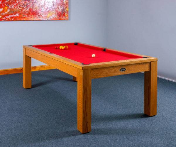 28519-1-Signature Chester Pool Table – Corner View