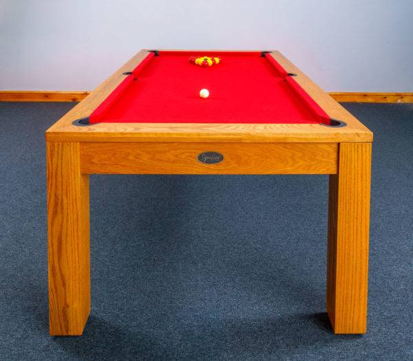 28521-1-Signature Chester Pool Table – End View