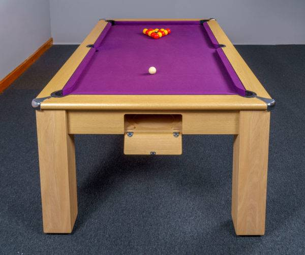 30367-1-Signature Exeter Pool Dining Table – Ball Return Open