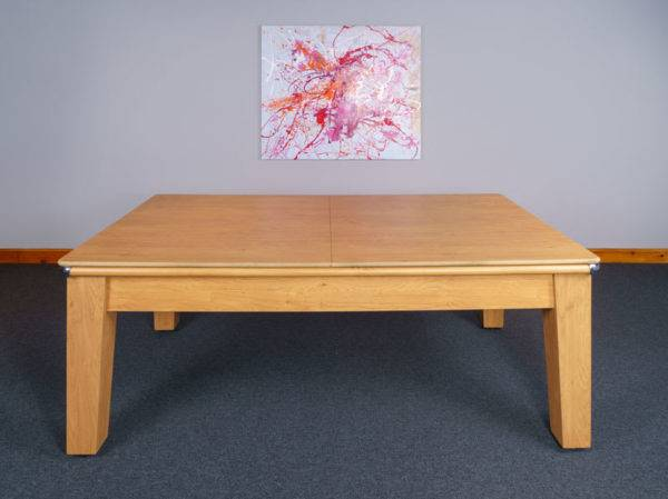 30392-1-Signature Imperial Pool Dining Table – Side – with Top