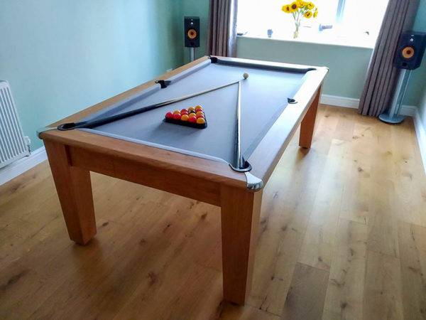 36072-Imperial Pool Dining Table – Installation
